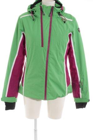 CMP Winterjacke mehrfarbig sportlicher Stil