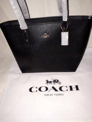 Coach City Zip Tote Neu mit Etikett