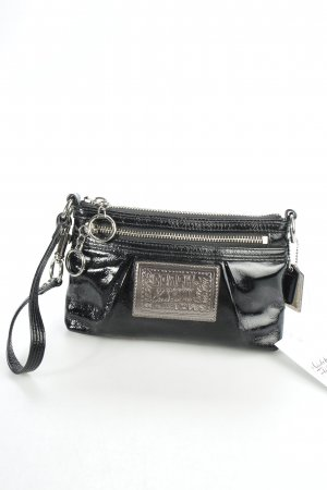 Coach Clutch schwarz Party-Look