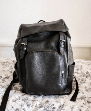 Coach Zaino laptop nero