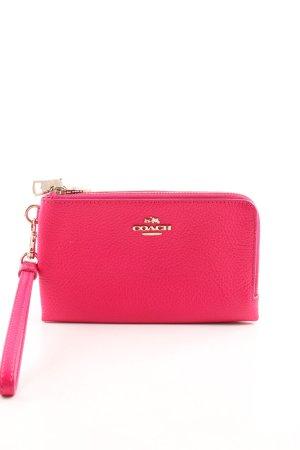 Coach Wallet pink elegant