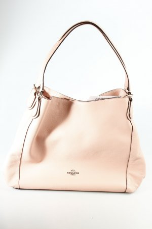 COACH Handtasche hellrosa Casual-Look