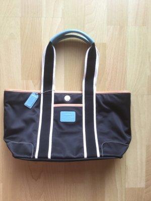 Coach Handtasche in schwarz