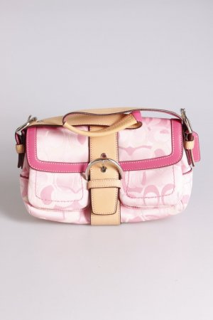 Coach Handtasche rosa