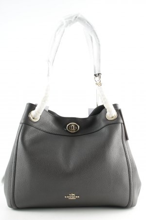 Coach Carry Bag black casual look