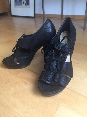 COACH High Heels (Wildleder, nur einmal getragen)