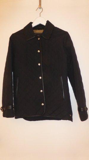Coach Veste noir polyester