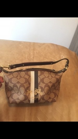 Coach Carry Bag brown