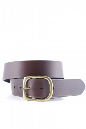 Coach Leather Belt brown elegant
