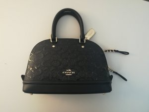 Coach New York Signature Mini Sierra Satchel