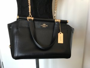 Coach original Bag Handtasche Damentasche Leather Grace 20 Schwarz