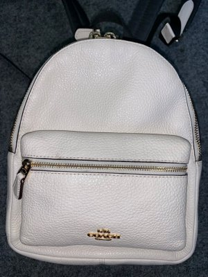 Coach Trekking Backpack multicolored leather