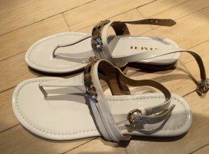 Coach Toe-Post sandals multicolored