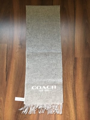 Coach Woolen Scarf multicolored