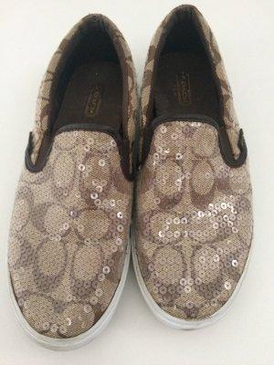 COACH Schuhe Gr 37 Stoff