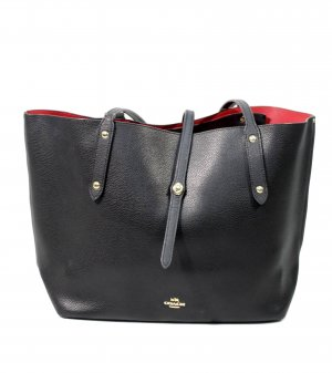 Coach Shopper in Schwarz