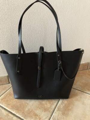 Coach Borsa shopper nero Pelle