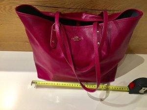 Coach Shopper pink