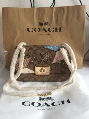 Coach signature patchwork collection