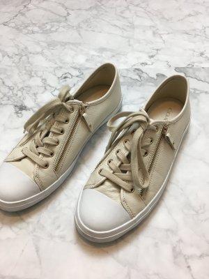 Coach Sneaker Schuhe - Leder beige creme Gr. 41