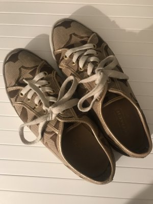 Coach Sneakers 38 Monogramm
