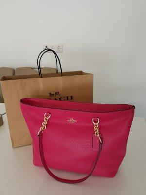 Coach  Sophia Tote Tasche Handtasche pink gold NEU