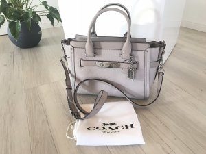 Coach Carry Bag light grey