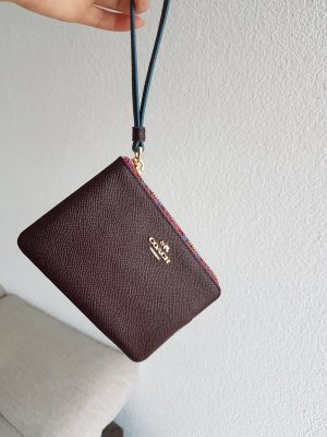 Coach Wallet multicolored leather