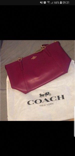 Coach Sac à main magenta