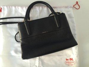 COACH Tasche zum umhängen in Farbe Schwarz