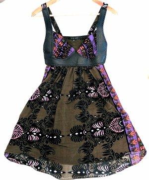 Coachella-Style sexy Minikleid