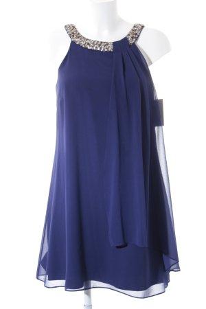 Coast Abendkleid blau Romantik-Look