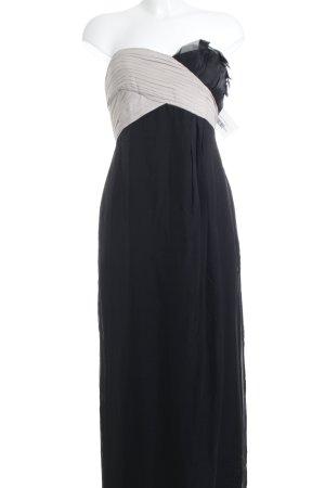 Coast Abendkleid schwarz-altrosa Elegant