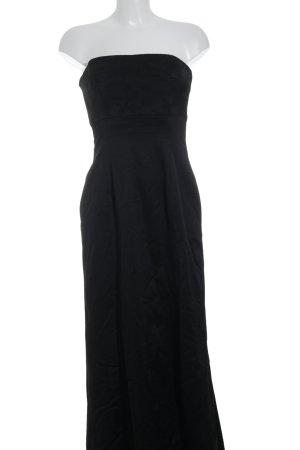 Coast Abendkleid schwarz florales Muster Elegant