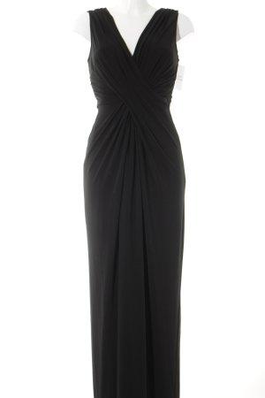 Coast Abendkleid schwarz klassischer Stil