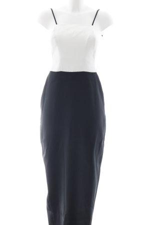 Coast Abendkleid schwarz-weiß Elegant
