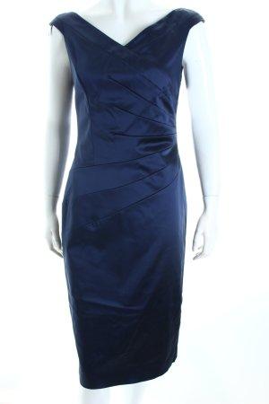Coast Abendkleid stahlblau Eleganz-Look