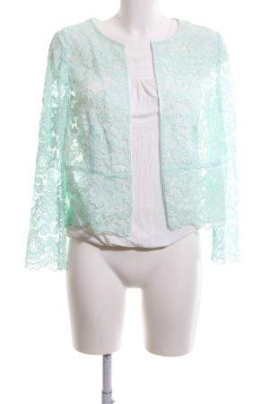 Coast Blouson turquoise-white casual look