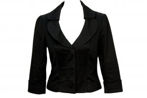 Coast Businessjacke in Schwarz
