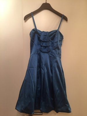 Coast Cocktailkleid blau