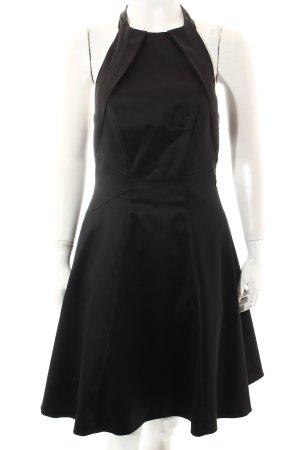 Coast Cocktail Dress black mixture fibre