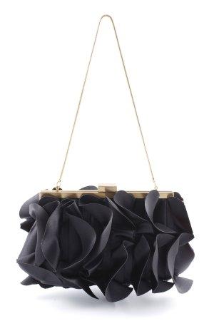 Coast Handtasche schwarz-goldfarben Casual-Look