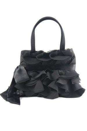 Coast Henkeltasche schwarz extravaganter Stil