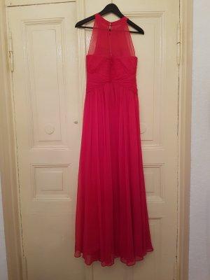 Coast Kleid in leuchtendem Fuchsia, Größe 38
