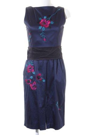 Coast Midi-jurk bloemenprint extravagante stijl