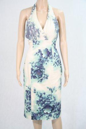 Coast Neckholder Kleid mit Muster