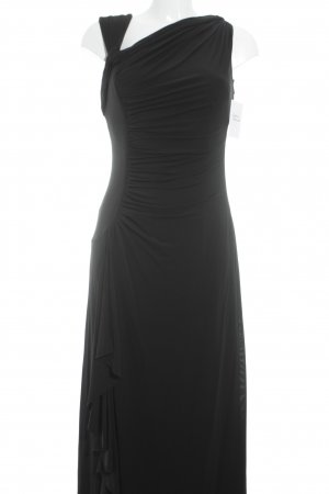 Coast One-Shoulder-Kleid schwarz Elegant
