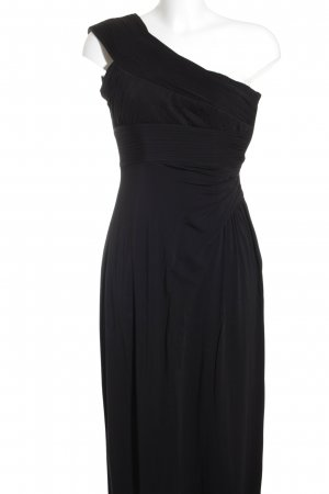 Coast One-Shoulder-Kleid schwarz Party-Look