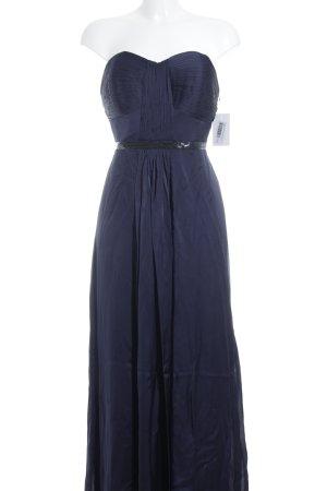 Coast schulterfreies Kleid dunkelblau Elegant