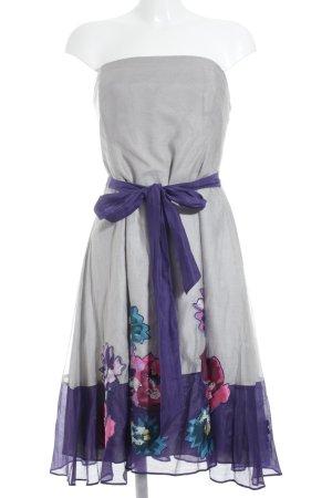 Coast schulterfreies Kleid florales Muster Elegant